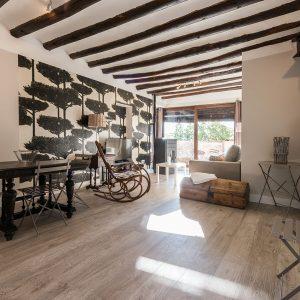 Apartamento-Parraleta-Vino-Tinto-Adahuesca