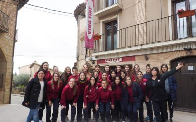 Grupo Vinto patrocinador de la SD Huesca Femenino