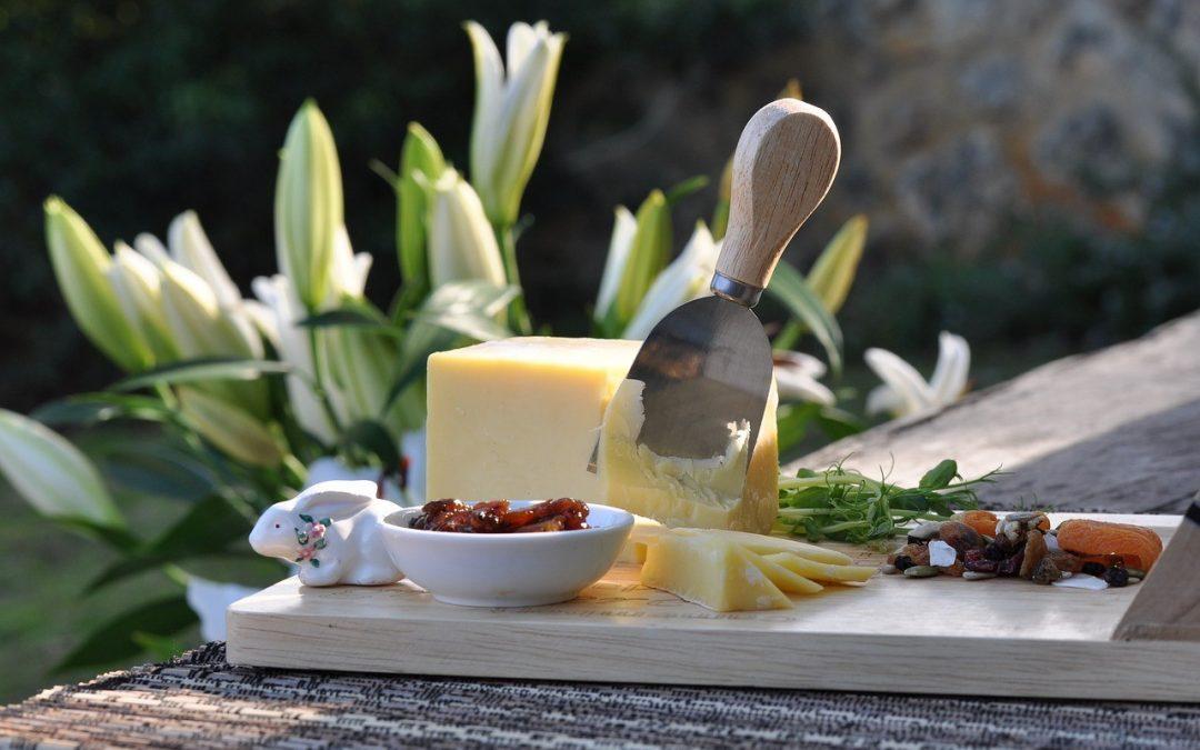 ¡Mamá, tengo tu queso artesano Radiquero de Adahuesca en casa!